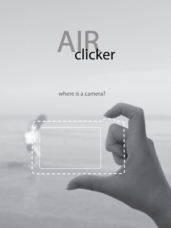 概念相机Air Clicker - 图2