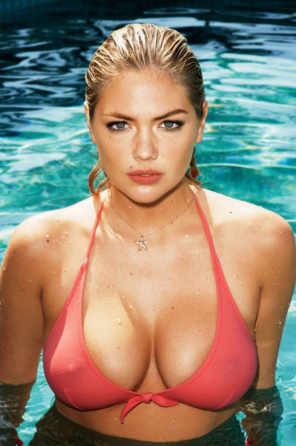 Kate Upton for GQ July 2012 - 图1