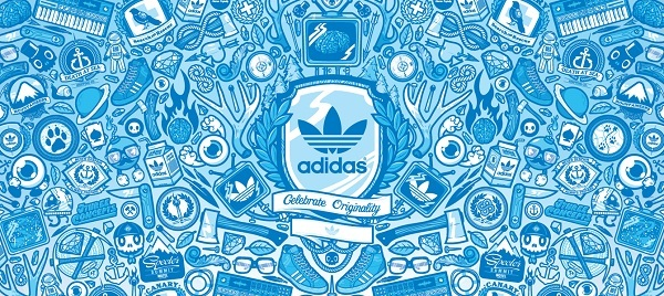 Jthree Concepts x Adidas Originals - 图2