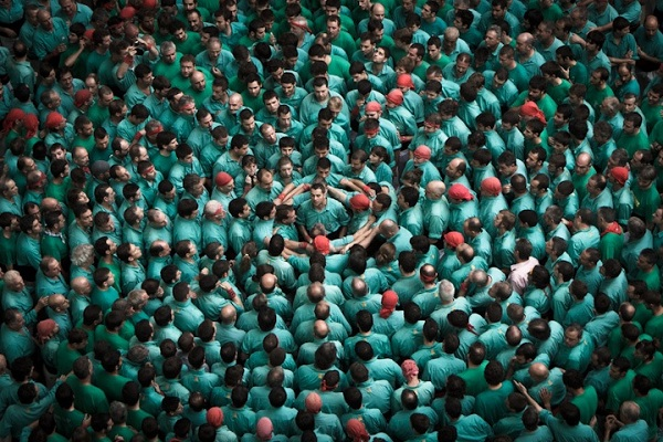 "西班牙""The human towers"" - 图3"