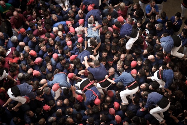 "西班牙""The human towers"" - 图5"