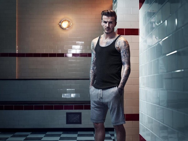 David Beckham for H&M 2013 - 图2