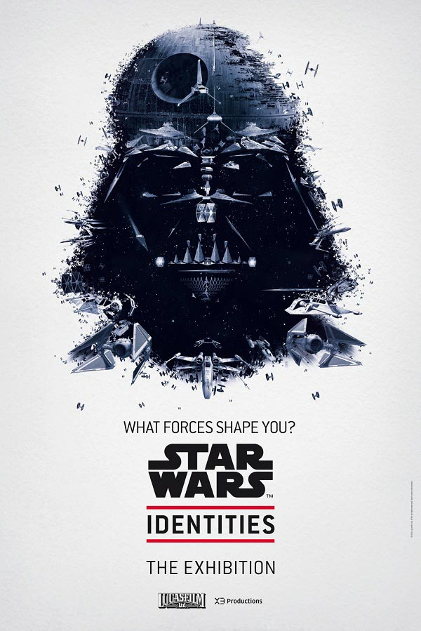 STAR WARS Identities主题海报 - 图4