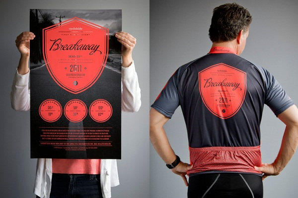 Cycle Kids Breakaway Event Branding - 图4