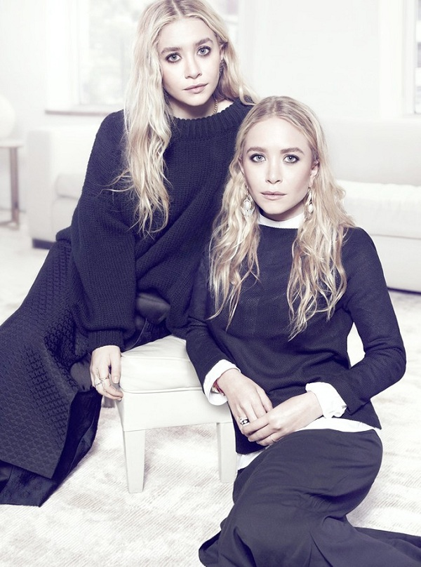 Mary-Kate & Ashley Olsen for Net-a-Porter - 图1