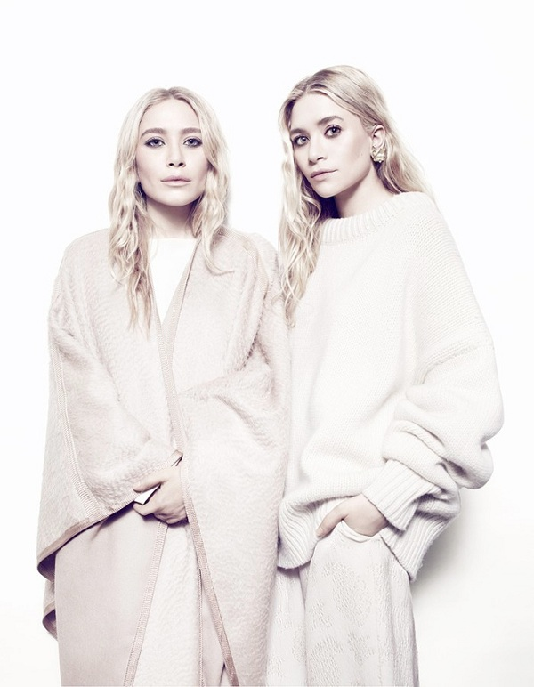 Mary-Kate & Ashley Olsen for Net-a-Porter - 图2