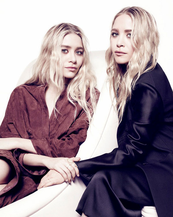 Mary-Kate & Ashley Olsen for Net-a-Porter - 图6