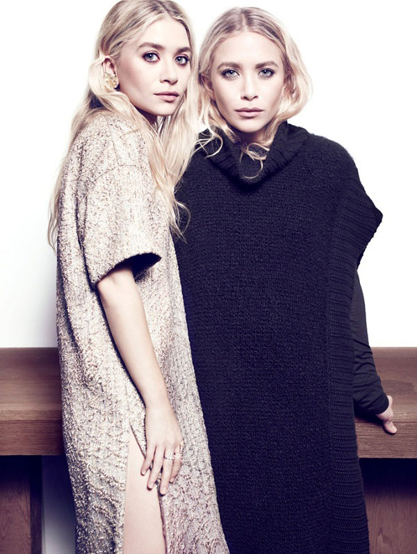 Mary-Kate & Ashley Olsen for Net-a-Porter - 图7