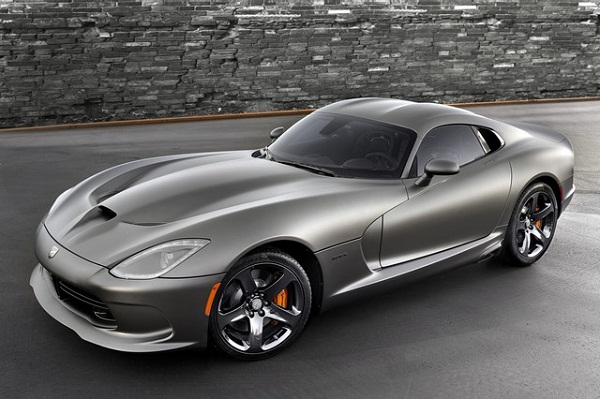 SRT Viper GTS Anodized Carbon Edition - 图1