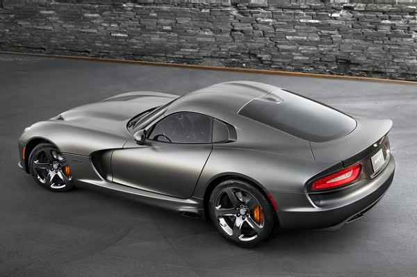 SRT Viper GTS Anodized Carbon Edition - 图2