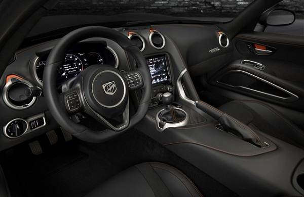 SRT Viper GTS Anodized Carbon Edition - 图5