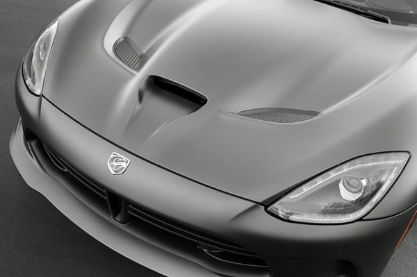 SRT Viper GTS Anodized Carbon Edition - 图8