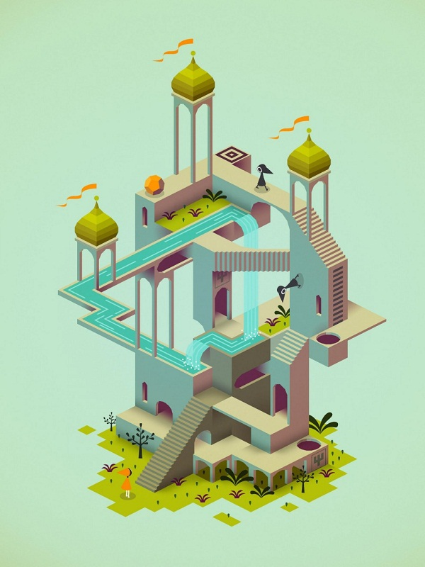 Monument Valley / Ustwo - 图1
