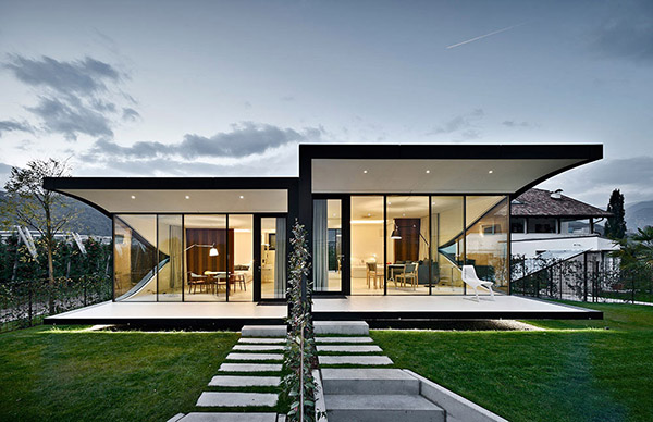 Mirror Houses / Peter Pichler Architecture - 图14