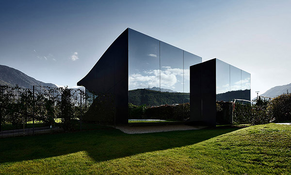 Mirror Houses / Peter Pichler Architecture - 图1